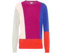 Pullover mit Baumwolle, Wolle und Cashmere