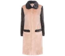 Mantel Simon aus Faux Fur