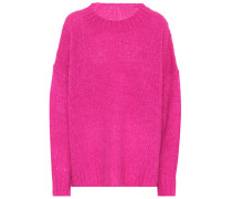 Pullover Sayers mit Wollanteil
