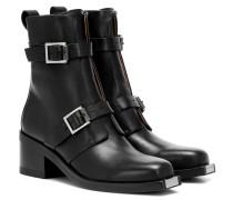 Ankle Boots Fallon aus Leder