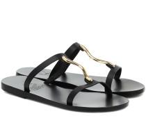 Sandalen Danae aus Leder