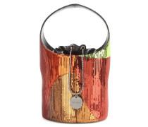 Bucket-Bag Mini Miranda mit Pailletten
