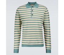 Gestreiftes Poloshirt Remador Filino