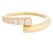 Ring Lola aus 18kt Gelbgold mit Diamanten