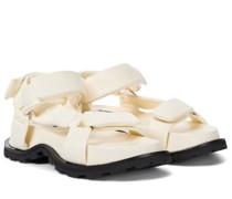 Sandalen Trekking aus Leder