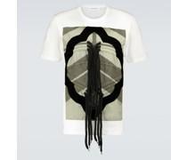 T-Shirt Flower Diamond