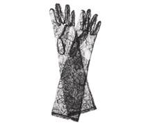 Handschuhe aus Spitze