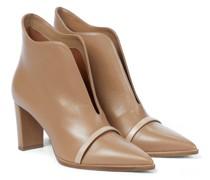 Ankle Boots Clara 70 aus Leder