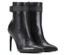 Ankle Boots For Walking aus Leder