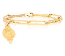 Vergoldetes Armband The Stella