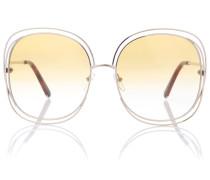 Oversize-Sonnenbrille Carlina