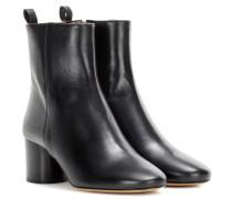 Ankle Boots Deyissa aus Leder