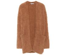 Cardigan aus Wolle und Cashmere