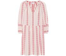 Minikleid Nona aus Baumwolle