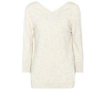 Pullover Kizzy aus Baumwolle und Wolle