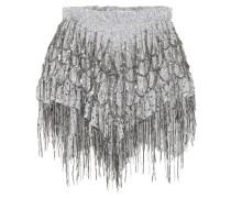 Verzierte Shorts Zulina aus Seide
