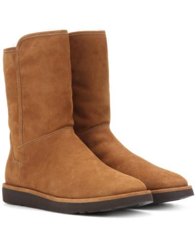 Boots Abree Short II mit Lammfell