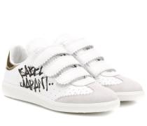 Sneakers Beth Street Tag aus Leder