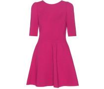 Kleid aus Stretch-Wolle