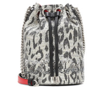 Verzierte Bucket-Bag Marie Jane