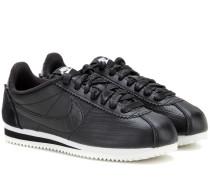 Sneakers Classic Cortez aus Velours- und Strukturleder