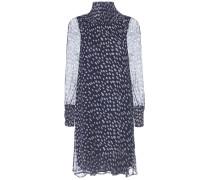 Chiffon-Kleid Lisette mit Print
