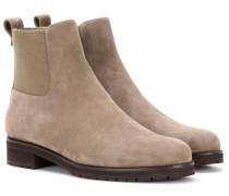 Chelsea Boots Hampstead aus Veloursleder