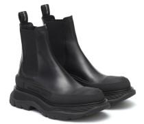 Chelsea Boots Tread aus Leder