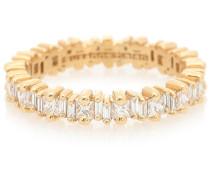 Ring Fireworks aus 18kt Gelbgold mit Diamanten