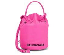 Bucket-Bag Wheel Small aus Nylon
