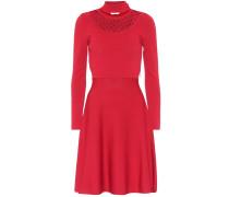 Kleid aus Stretch-Jersey