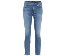 Mid-Rise Skinny Jeans Rocket
