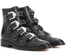 Ankle Boots Elegant mit Nieten