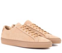 Sneakers Orignal Achilles aus Veloursleder
