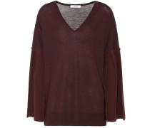 Pullover Love aus Wolle