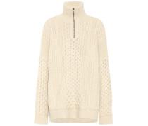 Exklusiv bei mytheresa.com – Pullover aus Wolle und Cashmere