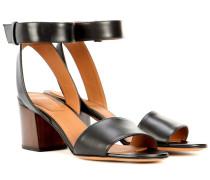 Sandaletten Paris aus Leder