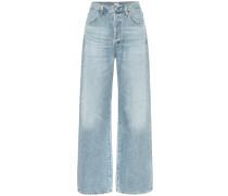 High-Rise Jeans Flavie Trouser