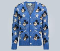 Disney x Cardigan aus Wolle