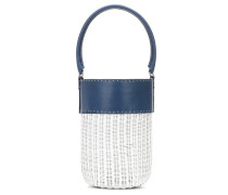 Bucket-Bag Lucie mit Lederdetails