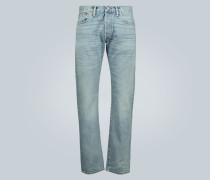 Slim-Fit Jeans aus Selvedge Denim