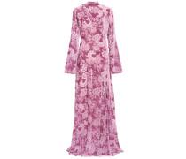 Exklusiv bei mytheresa.com – Kleid aus Devoré-Samt