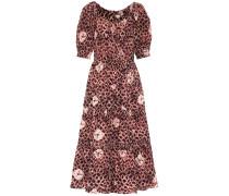 Kleid Colette aus Baumwollpopeline