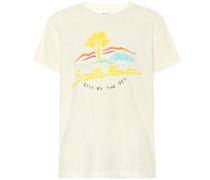 T-Shirt 70s aus Baumwolle