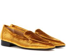 Loafers Adam aus Samt