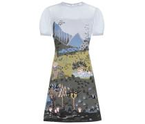 Kleid aus Jacquard