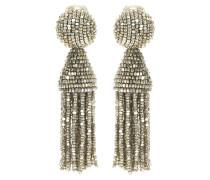 Tassel-Ohrringe mit Clipverschluss