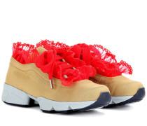 Sneakers Harriet mit Rüschen