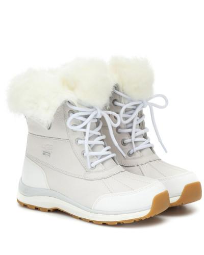 Ankle Boots Adirondack lll aus Leder