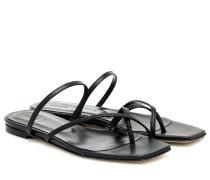 Sandalen Marina aus Leder
